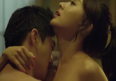 【神回】【韓国映画ヌードシーン】超絶美人な美ボディコリアン美人がローションマッサージ受けてからの官能的セックスがシコ過ぎるwww